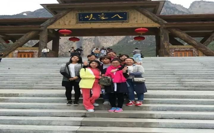八泉峡遊記2