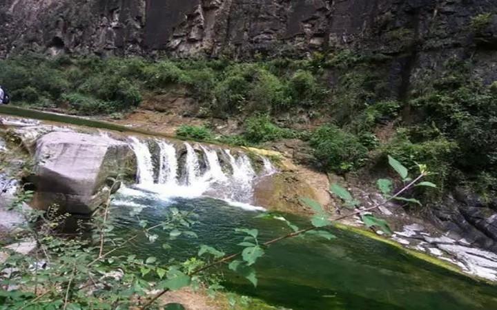 太行行——八泉峡の驚異